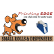 Small Rolls and Dispensers