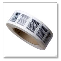 Custom Printed Barcode Labels